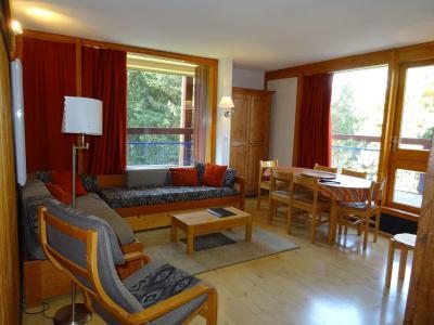 Location au ski Appartement 3 pièces 6 personnes (101) - Résidence Miravidi - Les Arcs - Appartement