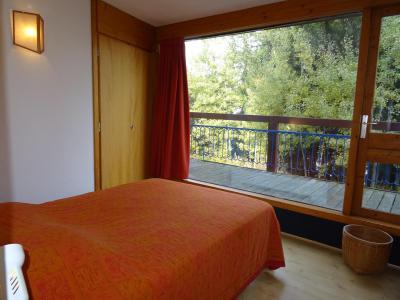 Location au ski Appartement 3 pièces 6 personnes (101) - Résidence Miravidi - Les Arcs - Chambre