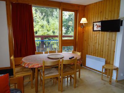 Location au ski Appartement 3 pièces 6 personnes (101) - Résidence Miravidi - Les Arcs - Séjour