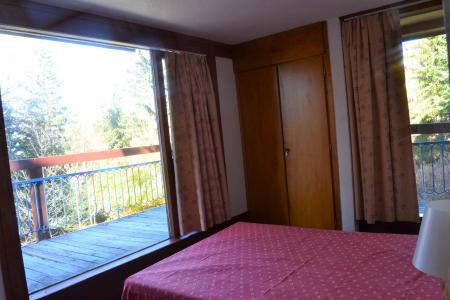 Location au ski Appartement 3 pièces 7 personnes (202) - Résidence Miravidi - Les Arcs - Chambre
