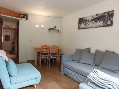 Location au ski Studio coin montagne 4 personnes (106) - Résidence Miravidi - Les Arcs - Séjour