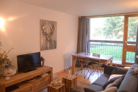 Location au ski Studio coin montagne 4 personnes (110) - Résidence Miravidi - Les Arcs - Appartement