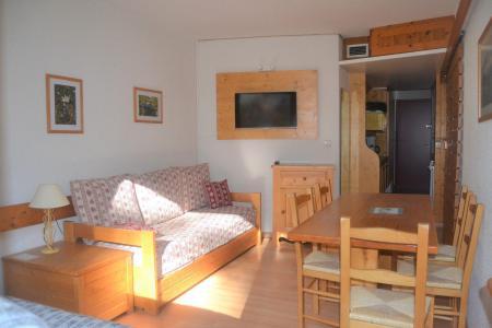 Location au ski Studio coin montagne 4 personnes (117) - Résidence Miravidi - Les Arcs - Appartement