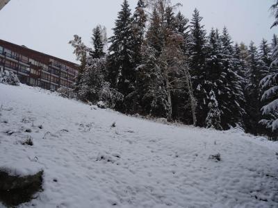 Location au ski Studio coin montagne 4 personnes (117) - Résidence Miravidi - Les Arcs - Cuisine
