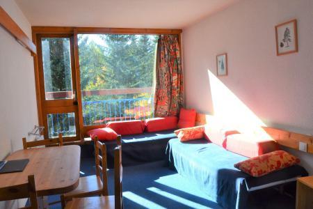 Location au ski Studio coin montagne 4 personnes (403) - Résidence Miravidi - Les Arcs - Appartement