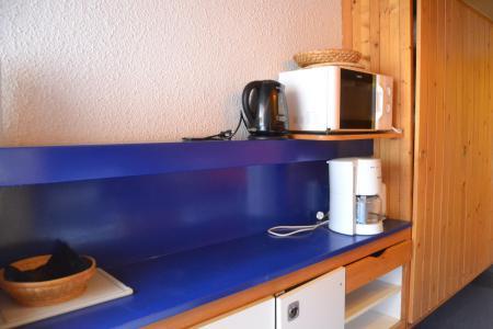 Location au ski Studio coin montagne 4 personnes (403) - Résidence Miravidi - Les Arcs - Cuisine
