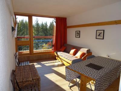 Location au ski Studio coin montagne 4 personnes (503) - Résidence Miravidi - Les Arcs - Appartement