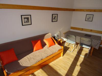 Location au ski Studio coin montagne 4 personnes (503) - Résidence Miravidi - Les Arcs - Séjour
