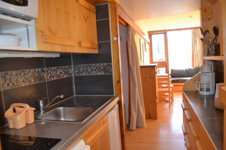 Location au ski Studio coin montagne 4 personnes (509) - Résidence Miravidi - Les Arcs - Cuisine