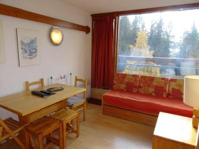 Location au ski Studio coin montagne 4 personnes (509) - Résidence Miravidi - Les Arcs - Séjour