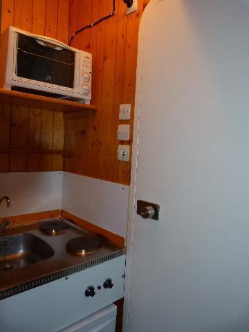Location au ski Studio 2 personnes (821) - Residence Nova - Les Arcs