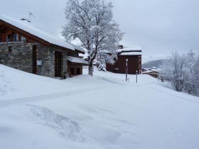 Location au ski Appartement 2 pièces 6 personnes (164) - Résidence Nova - Les Arcs