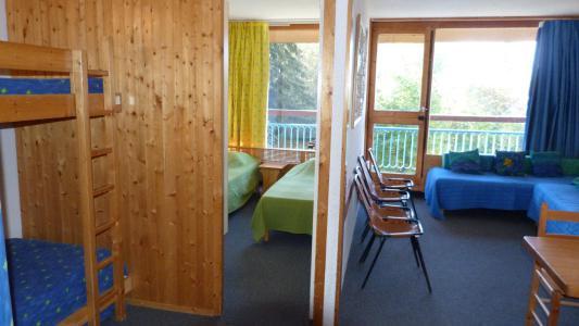 Location au ski Appartement 2 pièces coin montagne 6 personnes (542) - Résidence Nova - Les Arcs