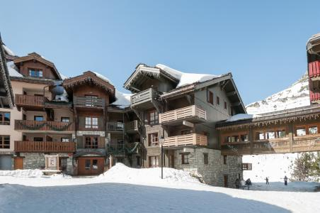 Rent in ski resort Résidence P&V Premium le Village - Les Arcs - Winter outside