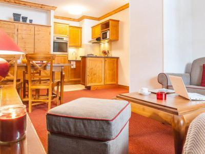 Location au ski Appartement 2 pièces 4 personnes (24) - Résidence P&V Premium le Village - Les Arcs