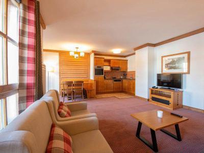 Location au ski Appartement 3 pièces 6 personnes (classique) - Résidence P&V Premium le Village - Les Arcs