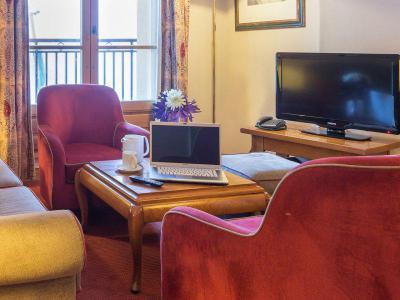 Location au ski Appartement 3 pièces 6 personnes (36) - Résidence P&V Premium le Village - Les Arcs
