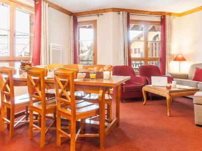 Location au ski Appartement 3 pièces 6 personnes (36P) - Résidence P&V Premium le Village - Les Arcs