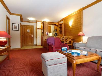 Location au ski Appartement 4 pièces 8 personnes - Prince des Cimes Standard - Résidence P&V Premium le Village - Les Arcs