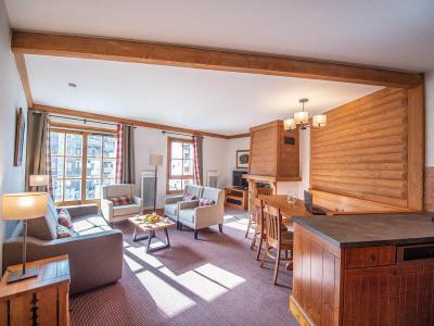 Location au ski Appartement supérieur 4 pièces 8 personnes - Résidence P&V Premium le Village - Les Arcs