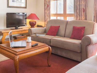 Location au ski Appartement 5 pièces 10 personnes - Prince des Cîmes Supérieur - Résidence P&V Premium le Village - Les Arcs