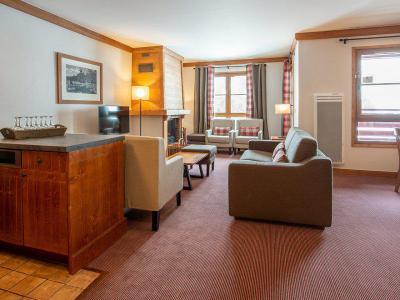 Location au ski Appartement 5 pièces 10 personnes (Espace) - Résidence P&V Premium le Village - Les Arcs