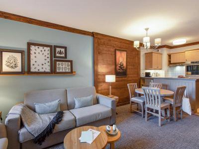 Location au ski Appartement supérieur 2 pièces 4 personnes - Résidence P&V Premium le Village - Les Arcs