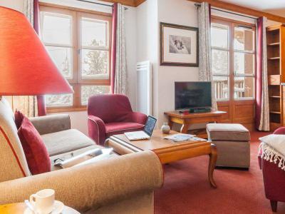 Location au ski Appartement 2 pièces 4 personnes (24P) - Résidence P&V Premium le Village - Les Arcs