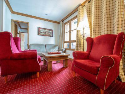 Location au ski Appartement supérieur 3 pièces 6 personnes - Résidence P&V Premium le Village - Les Arcs