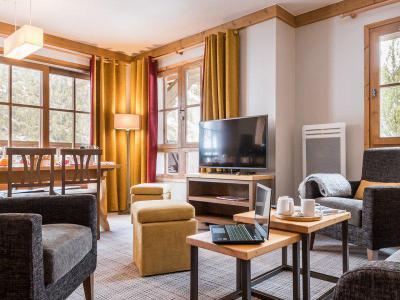 Location au ski Appartement 4 pièces 8 personnes (48) - Résidence P&V Premium le Village - Les Arcs