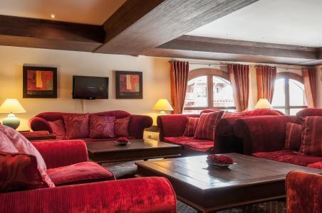 Location au ski Residence P&v Premium Le Village - Les Arcs - Canapé