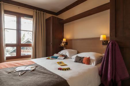 Location au ski Residence P&v Premium Le Village - Les Arcs - Chambre