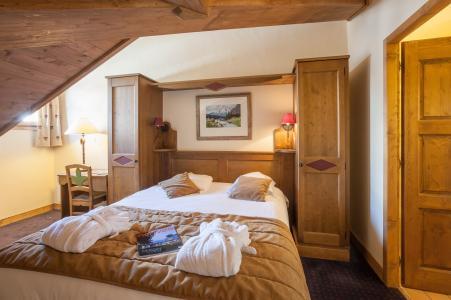Location au ski Résidence P&V Premium le Village - Les Arcs - Chambre mansardée