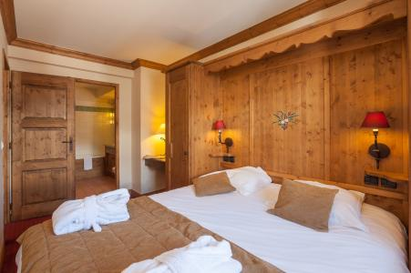 Wynajem na narty Résidence P&V Premium le Village - Les Arcs - Pokój
