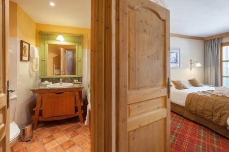 Location au ski Residence P&v Premium Le Village - Les Arcs - Salle d'eau