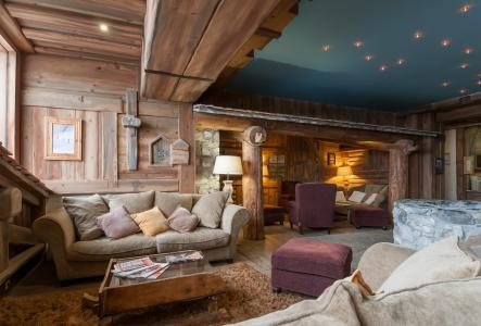 Location au ski Residence P&v Premium Les Alpages De Chantel - Les Arcs - Réception