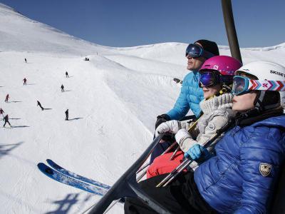 Location au ski Résidence P&V Premium les Alpages de Chantel - Les Arcs