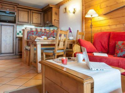 Location au ski Appartement 2 pièces 1-3 personnes - Résidence P&V Premium les Alpages de Chantel - Les Arcs