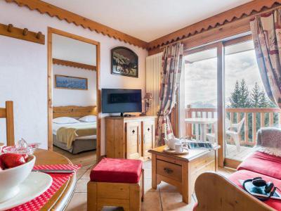 Location au ski Appartement 2 pièces 3-5 personnes - Résidence P&V Premium les Alpages de Chantel - Les Arcs