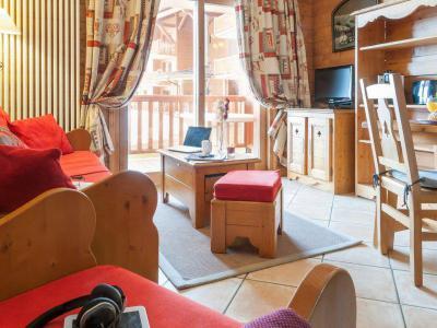 Location au ski Appartement 4 pièces 6-8 personnes - Résidence P&V Premium les Alpages de Chantel - Les Arcs