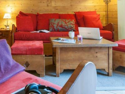 Location au ski Appartement 4 pièces 8 personnes (Espace) - Résidence P&V Premium les Alpages de Chantel - Les Arcs