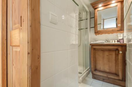 Location au ski Residence P&v Premium Les Alpages De Chantel - Les Arcs - Salle d'eau
