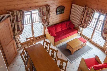 Wynajem na narty Résidence P&V Premium les Alpages de Chantel - Les Arcs - Stołem
