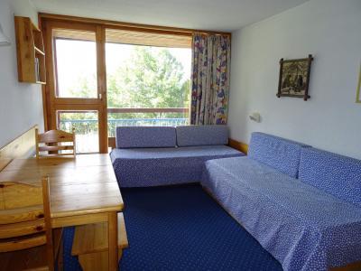 Location au ski Studio 3 personnes (002) - Residence Pierra Menta - Les Arcs