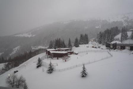 Location au ski Studio coin montagne 5 personnes (1017) - Residence Pierra Menta - Les Arcs