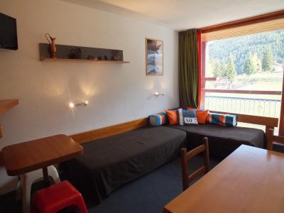 Location au ski Résidence Pierra Menta - Les Arcs - Extérieur hiver