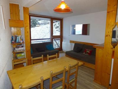 Location au ski Appartement 2 pièces coin montagne 6 personnes (845) - Résidence Pierra Menta - Les Arcs - Appartement