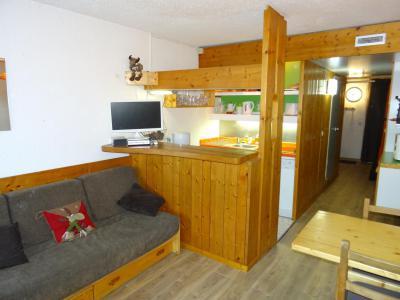 Location au ski Appartement 2 pièces coin montagne 6 personnes (845) - Résidence Pierra Menta - Les Arcs - Séjour