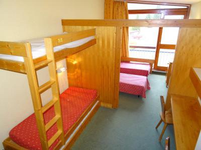 Location au ski Appartement duplex 4 pièces 9 personnes (1117) - Résidence Pierra Menta - Les Arcs - Chambre