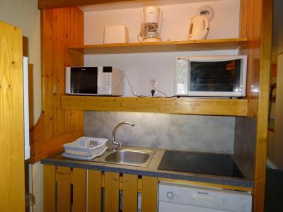 Location au ski Appartement duplex 4 pièces 9 personnes (1117) - Résidence Pierra Menta - Les Arcs - Cuisine